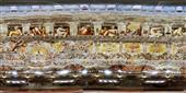 259293 0012 4773150 Firenze, fotografia immersiva a 360 gradi fatta con una macchina fotografica sospesa all'interno della Cupola del Brunelleschi 2020 08 31 © Massimo Sestini