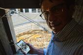 259293 0005 4773143 Firenze, il fotoreporter Massimo Sestini fotografa la cupola del Duomo come non è stata mai vista 2020 08 31 © Irene Santoni/Massimo Sestini