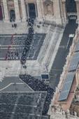 213362 0008 3896589 Città del Vaticano Da un elicottero della Polizia di Stato veduta aerea di San Pietro con i fedeli arrivati per l�inaugurazione del Giubileo in occasione dell�apertura della Porta Santa 2015 12 08 © Massimo Sestini per la Polizia di Stato.  NOTA BENE: SI CONSENTE L�UTILIZZO DELL�IMMAGINE ESCLUSIVAMENTE PER USO GIORNALISTICO CON L�OBBLIGO DI CITARE LA FONTE  MASSIMO SESTINI PER LA POLIZIA DI STATO   Vatican CityFrom a Polizia di Stato helicopter an aerial view of Saint Peter�s with the faithful arriving for the inauguration of the Jubilee on the occasion of the opening of the Holy Door 2015 12 08 © Massimo Sestini for the Polizia di Stato.PLEASE NOTE: YOU ARE PERMITTED TO USE THIS IMAGE EXCLUSIVELY FOR JOURNALISTIC PURPOSES AND UNDER THE OBLIGATION TO ACKNOWLEDGE THE SOURCE  MASSIMO SESTINI FOR THE POLIZIA DI STATO
