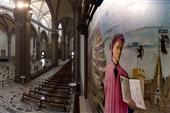 259292 0011 4773130 Firenze, Cattedrale di Santa Maria del Fiore.La Divina Commedia di Dante, Domenico di Michelino (1465)