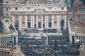 213362 0003 3896584 Città del Vaticano Da un elicottero della Polizia di Stato veduta aerea di San Pietro con i fedeli arrivati per l�inaugurazione del Giubileo in occasione dell�apertura della Porta Santa 2015 12 08 © Massimo Sestini per la Polizia di Stato.  NOTA BENE: SI CONSENTE L�UTILIZZO DELL�IMMAGINE ESCLUSIVAMENTE PER USO GIORNALISTICO CON L�OBBLIGO DI CITARE LA FONTE  MASSIMO SESTINI PER LA POLIZIA DI STATO   Vatican CityFrom a Polizia di Stato helicopter an aerial view of Saint Peter�s with the faithful arriving for the inauguration of the Jubilee on the occasion of the opening of the Holy Door 2015 12 08 © Massimo Sestini for the Polizia di Stato.PLEASE NOTE: YOU ARE PERMITTED TO USE THIS IMAGE EXCLUSIVELY FOR JOURNALISTIC PURPOSES AND UNDER THE OBLIGATION TO ACKNOWLEDGE THE SOURCE  MASSIMO SESTINI FOR THE POLIZIA DI STATO