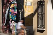 259292 0017 4773136 Ravenna, murales dell'artista brasiliano Kobra.